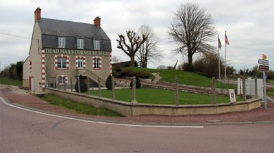 Dead Mans Corner now near Carentan and near where Adrian lives